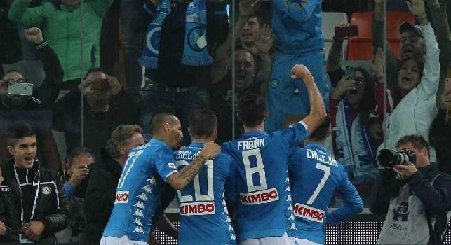 Il Mattino - Da Hamsik a Callejon, il patto scudetto è ancora vivo: Vogliamo vincere il campionato, a Genova abbiamo capito la nostra forza
