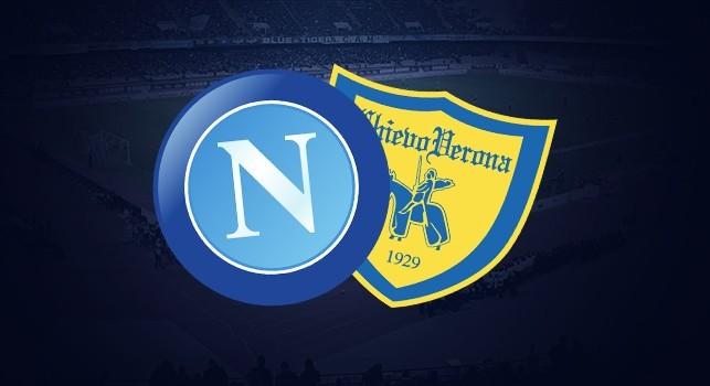 Napoli-Chievo dove vederla in Tv e Streaming