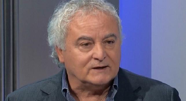 Vincenzo D'Amico attacca: Napoli? Chi ha fatto la campagna acquisti? Come si pensava di lottare per lo scudetto con questi giocatori modesti e mediocri