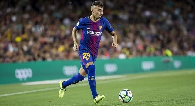 CdS - Napoli su Munir del Barça: il motivo di un affare d'oro