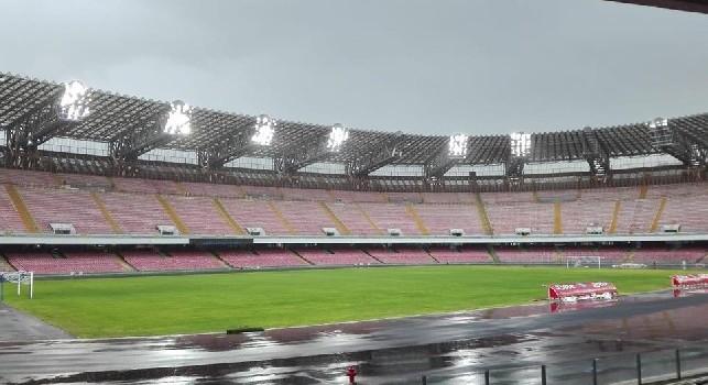 Sediolini stadio San Paolo, Auricchio (Comune): Cominceremo non oltre le semifinali di Europa League. Entro il 30 giugno tutto finito