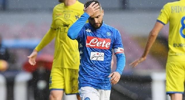 Napoli-Chievo, le pagelle: Milik e Mertens irriconoscibili, Ounas e Zielinski irritanti. Si salvano Malcuit e Koulibaly