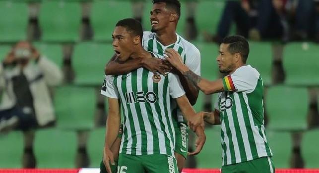 Dal Portogallo - Il Porto vuole Vinicius Morais, chiesto a Mendes di trattare col Napoli