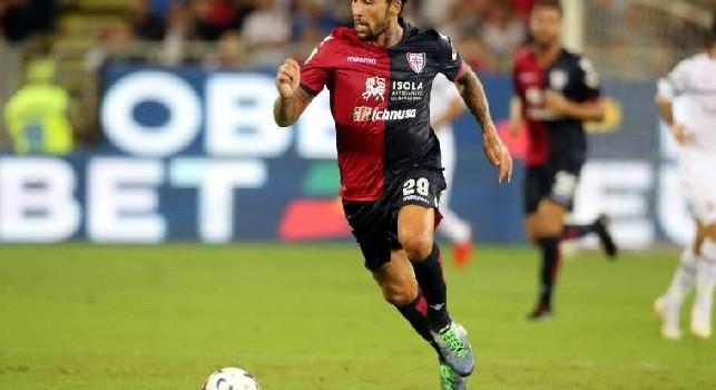 Cagliari, Castro: Sono stato a Napoli, è bellissima! Mi sarebbe piaciuto giocare lì...