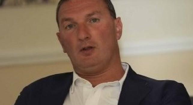 Napoli, il settore giovanile si rinforza con l'ex segretario dell'Avellino: Aloisi affiancherà Iorio