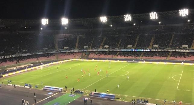 San Paolo <i>salvo</i>: la UEFA non apre procedure dopo Napoli-Stella Rossa