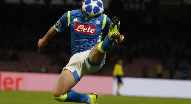 Dal contatto Ancelotti-Insigne all'esplosione azzurra: le emozioni di Napoli-Stella Rossa [FOTOGALLERY CN24]
