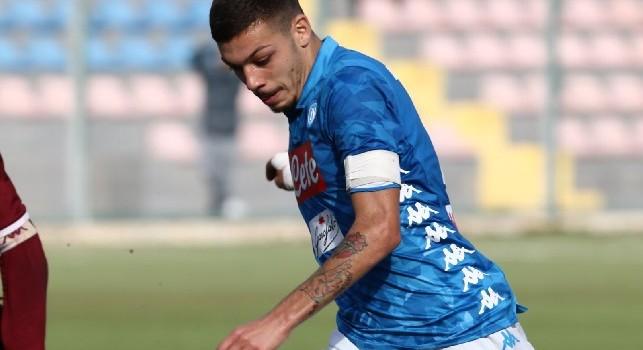 Primavera, i convocati di Baronio per Inter-Napoli