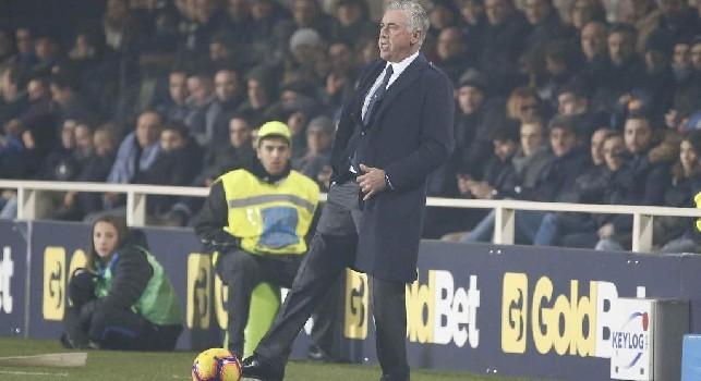 Ancelotti: Finale di Europa League contro Sarri? L'importante è arrivare lì...