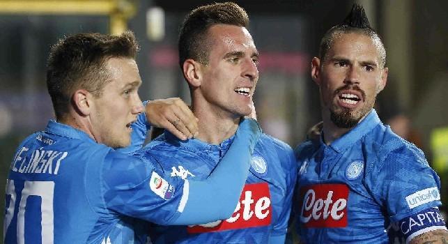 Atalanta-Napoli, il giorno dopo... Tre punti pesanti su un campo in cui l'Inter ne aveva prese quattro
