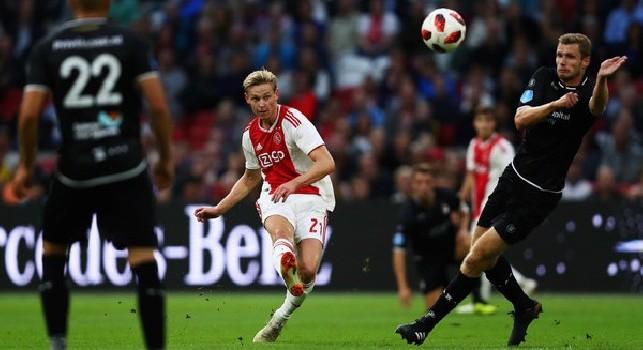 Ajax-Juve