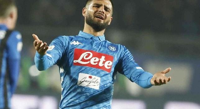 Il Roma - Insigne a digiuno di goal: contro il Frosinone è pronto per tornare ad esultare