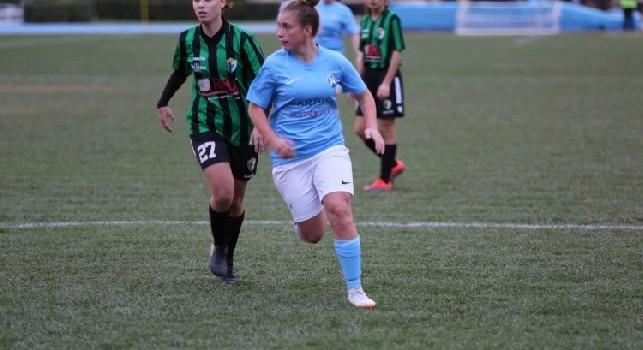 Napoli Femminile in campo in Coppa Italia contro il Palermo: i dettagli