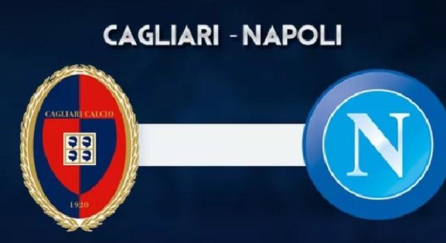 FORMAZIONI UFFICIALI Cagliari-Napoli: le scelte di Maran e Ancelotti!