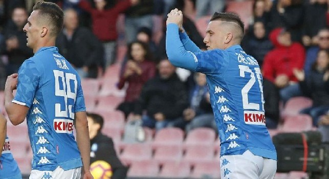 Highlights Napoli-Frosinone