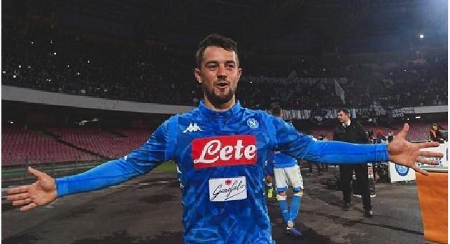 Prima gara in azzurro, che sollievo! Grazie a chi mi ha riportato in campo: Younes esulta sui social dopo l'esordio con la maglia del Napoli [FOTO]