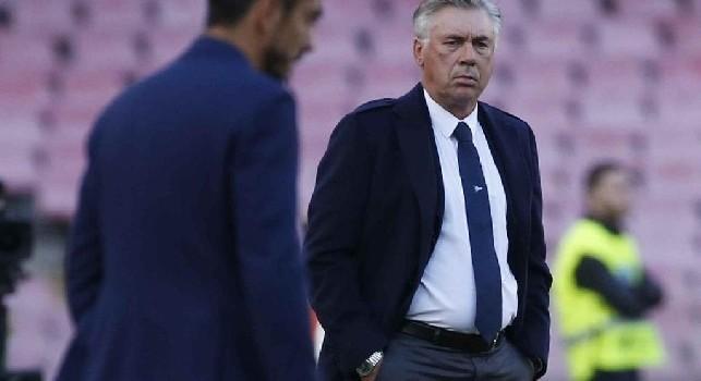 L'analisi di Marolda: Ancelotti regala una stranezza, tre sorprese tra le sue scelte col Frosinone