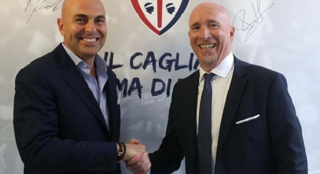 Cagliari, Maran: Napoli? Mi aspetto una crescita continua, voliamo bassi senza fare proclami