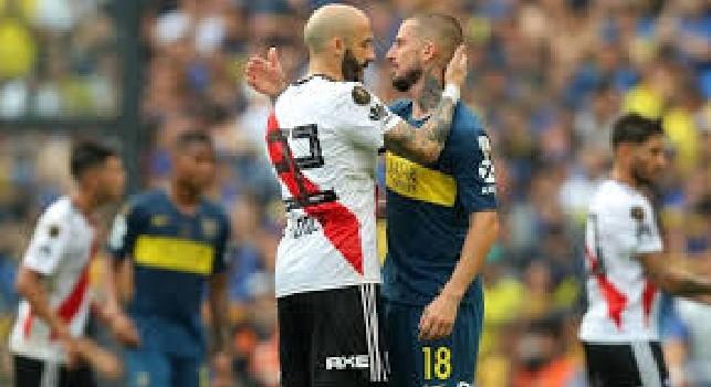Coppa Libertadores, Boca Juniors-River Plate 1-3: xeneize chiudono in 9 e crollano nei supplementari