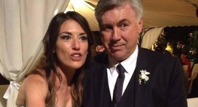 Katia Ancelotti: Mio padre si è subito innamorato dei napoletani, la cosa mi ha stupita. Liverpool? Croce e delizia
