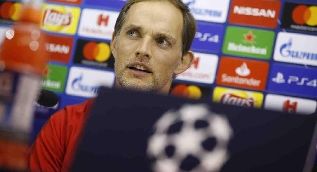 PSG, Tuchel ammette: Liverpool-Napoli, possiamo passare anche col pari! Controllerò il risultato in corsa...