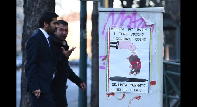 Topi granata, identificati i sette tifosi della Juve che hanno appeso gli striscioni contro il Torino: puniti con daspo