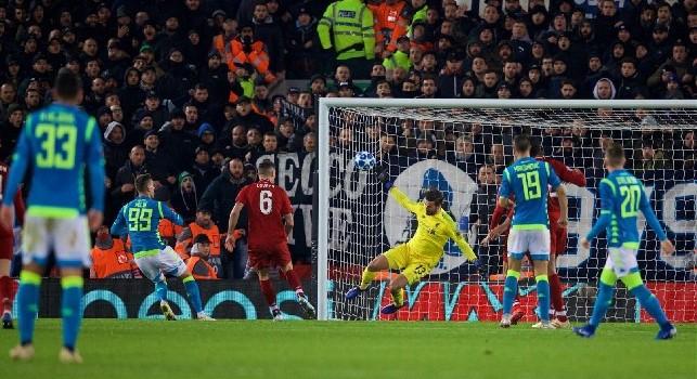 Opta - Il Napoli diventa l'unica italiana nella storia Champions a non passare il girone con una sola sconfitta