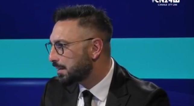 Iezzo a CN24: Lavezzi la fortuna di Cavani, Mazzarri tirava fuori tantissime motivazioni da tutti noi