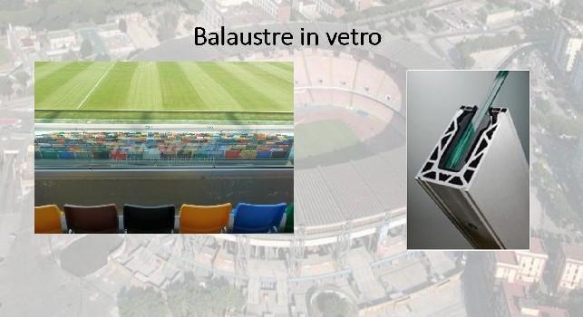 UFFICIALE - Restyling San Paolo, la Giunta approva il progetto: sediolini a norma UEFA e risanamento delle gradinate, il costo dell'intervento [FOTO]