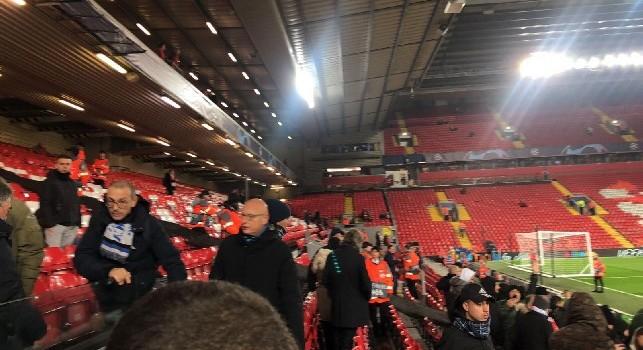 Liverpool-Napoli, l'annuncio dei Reds: Gara di Champions sold out! Chi non ha il biglietto...