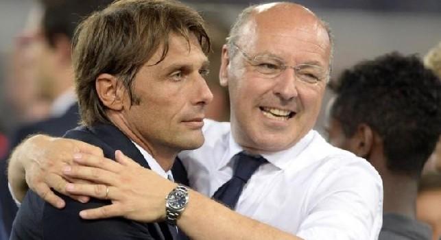 Inter, Marotta rassicura Conte sul mercato: Avrà la rosa che vuole