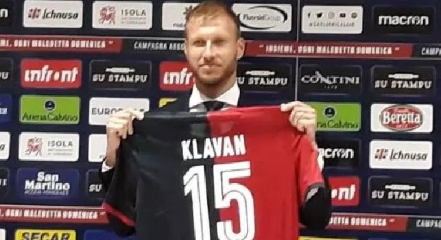 Cagliari, Klavan: Che rammarico, ma giocata un'ottima gara contro una delle squadre più forti d'Italia
