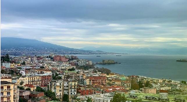 Lady Verdi e l'amore per Napoli: Ti vedo tutti i giorni e non ne ho mai abbastanza [FOTO]