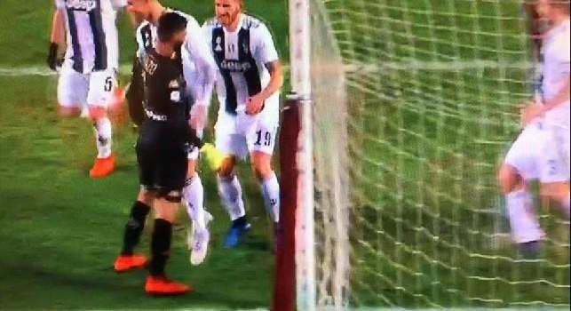 Ronaldo prende in giro Ichazo