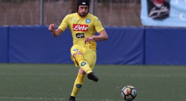 Primavera, Manzi: Contento per il primo gol, ora testa al Cagliari. Che bel gruppo