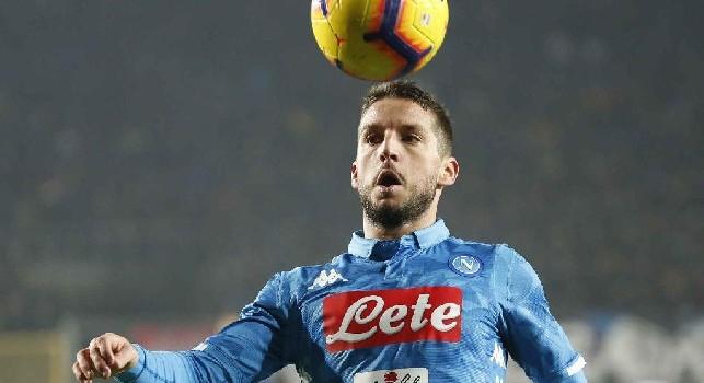 Il Roma, Scotto a CN24: Mertens accetterebbe un rinnovo con ingaggio più alto. Adl vuole alzare la clausola. 100mln per Koulibaly? Sarebbe un record assoluto