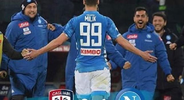Gazzetta: Il Napoli detiene un primato in questa Serie A: insieme alla Juve è la squadra che ha segnato di più