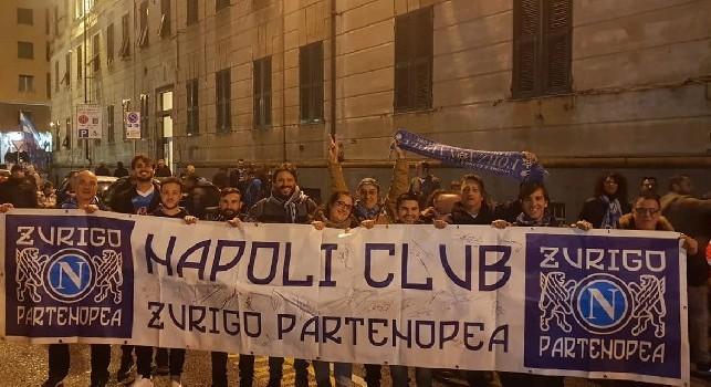 Il Mattino - Zurigo-Napoli, pronto l'esodo azzurro ma si attendono novità sui tagliandi. Intanto i club si organizzano: Pioggia di richieste per tutti noi