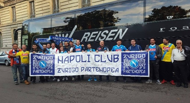 Napoli Club Zurigo Partenopea, il presidente a CN24: Quel bigliettino è stato un sogno. Vi presento la nostra realtà e sull'incontro con Mario Rui...