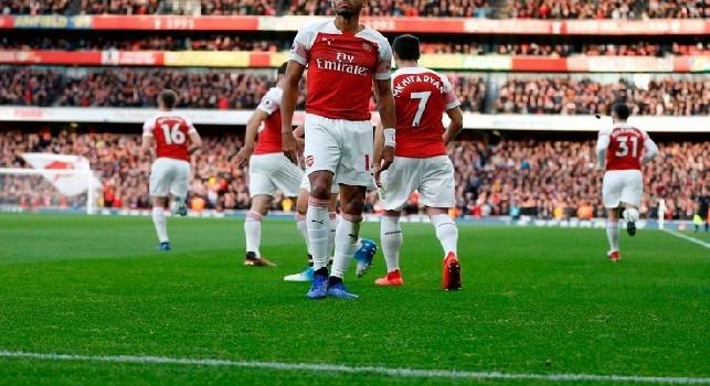Watford-Arsenal, strada in discesa per i Gunners: dopo 10' già in vantaggio ed in superiorità numerica [VIDEO]