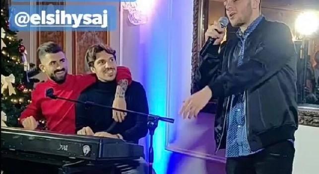 Anastasio canta il suo inedito, Hysaj e Verdi entusiasti sul palco! [FOTO&VIDEO]