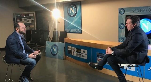 Giuntoli rompe il silenzio: nel 2019 la prima intervista da quando è ds del Napoli