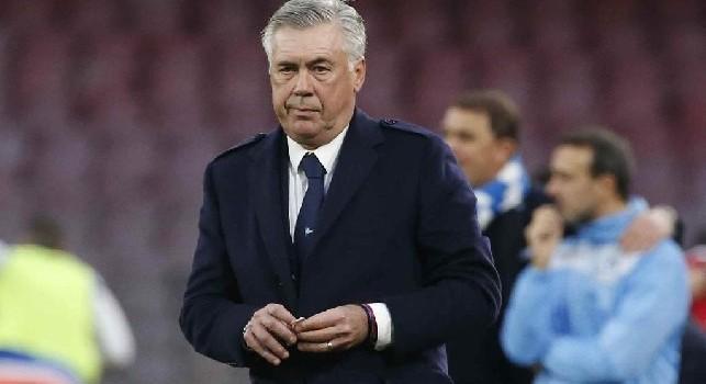 Sky - Un'idea in attacco stuzzica Ancelotti per Napoli-Sassuolo: novità sul recupero di Hamsik