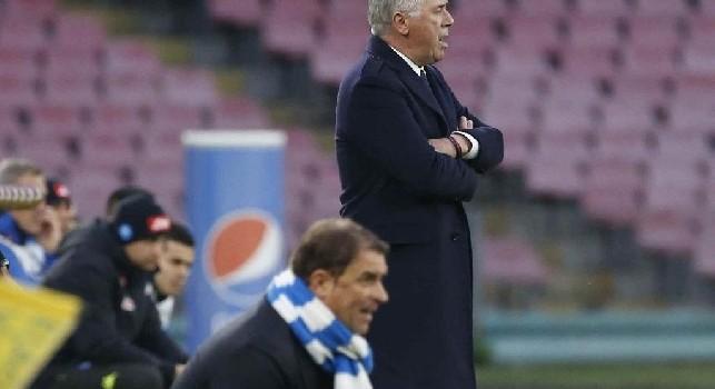 SPAL, Semplici: Mi piace molto il Napoli, Ancelotti ha dato un ulteriore valore a questa rosa. Lazzari? Cresciuto tantissimo