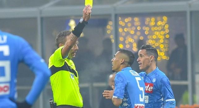 Inter-Napoli, le pagelle: Insigne irritante, Zielinski impaurito! Koulibaly reazionario, Meret capitola all'ultimo
