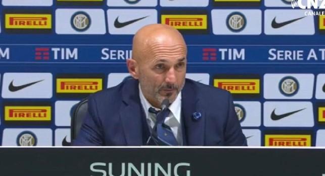 Inter, Spalletti: San Siro a porte chiuse? Senza pubblico si toglie emozione! Serve riflessione, così si penalizza chi non c'entra
