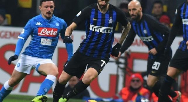 IL GIORNO DOPO...Inter-Napoli: le poche giocate di Mario Rui, le ferite da leccare e le seconde linee col Bologna