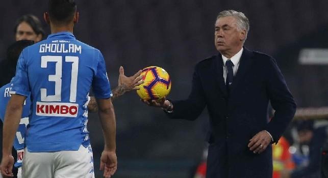 Da Torino: Ancelotti sicuramente centrerà i suoi obiettivi, ma oggi come oggi Sarri l'anno scorso a questo punto stava meglio