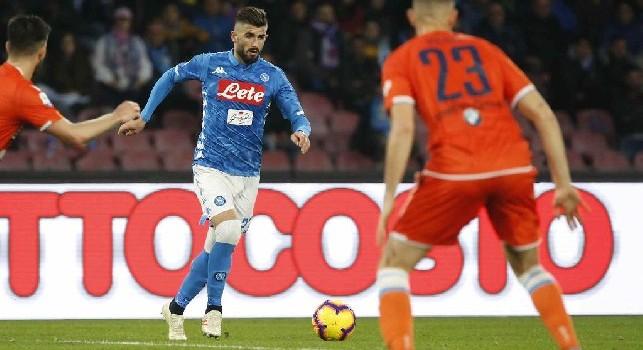 CdM - Chelsea-Hysaj, Napoli disposto riflettere sulla clausola: Ancelotti suggerisce la permanenza del terzino