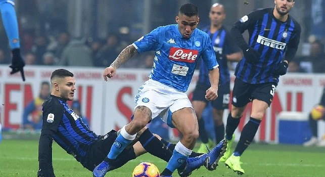 Sportitalia – Allan in cima alla lista del PSG, a meno di 70 mln il Napoli non tratta: Barella il piano B
